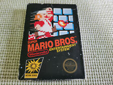 Super Marios Bros - Nintendo - Authentic - Box Only [No HT / 3 Code / No Rev-A]