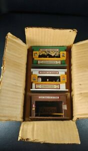 Vintage American Flyer #271 Whistle Stop Set, with Box