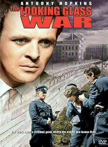 Looking Glass War DVD Anthony Hopkins 1970 Action War Drama RARE Movie OOP