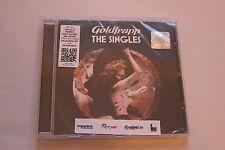 Goldfrapp - The Singles  CD - Polish Stickers