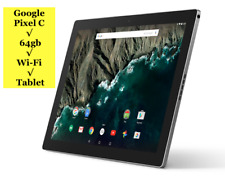 Google Pixel C √ 64gb √ Wi-Fi √ Tablet Tab PC E-Book E-Reader Android Tablett