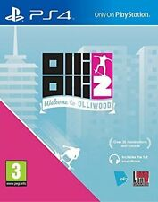 Ps4-olli Olli 2 Welcome to Olliwood Ps4 Game