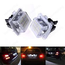 Canbus LED Kennzeichenbeleuchtung Leuchte Mercedes Benz W204 W221 W212 W216 C207