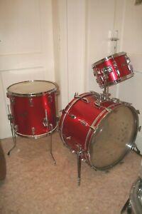 Pearl Schlagzeug Drumset vintage