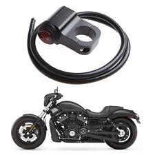 Motorcycle Waterproof Headlight Fog Spot Light On Off w/ Light Handlebar Switch