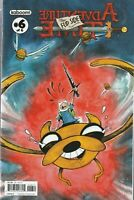 ADVENTURE TIME  FLIP SIDE #6 0F 6  FPLUS TO NM  SEE SCAN    COVER B