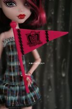 Monster High Cleo de Nile's STUDENT DISEMBODY COUNCIL Cheer Flag