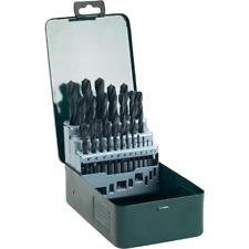 Bosch Metallbohrer-Set 25-tlg HSS-R DIN 338 Stahlbohrer Bohrer 1-13