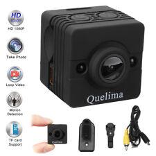 SQ12 HD 1080P Mini Camcorder 155-Degree Wide-Angle Lens DVR Sport Video Camera