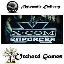 Xcom X-com: Enforcer: PC: vapor descarga digital: entrega automática