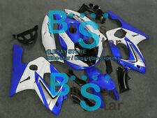 Blue White Glossy Fairing Bodywork Fit Yamaha YZF600R 98 99 00 01 1997-2007 5 A1
