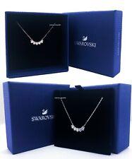 SWAROVSKI Rhodium Rose Gold Crystal My Sunshine Pendant Necklace 5459590 5472490
