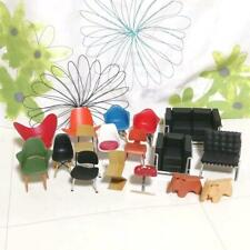17 SET Design Interior Collection miniature chairs