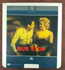 Bus Stop - Marilyn Monroe - CED SelectaVision VideoDisc - From large collection
