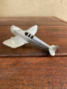 Rare Merry Toys Die cast Spitfire Fighter Aircraft Australian Made 1940's