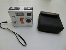Polaroid PDC 5070 5.1 MP Digital Camera Silver with case perfect condition