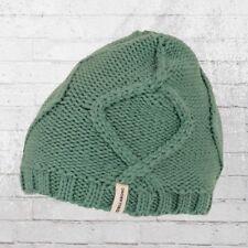 Billabong Damen Mütze Gefüttert Free Mind Beanie grün Strickmütze Wintermütze