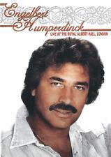 ENGELBERT HUMPERDINCK  New Sealed 2019 LIVE 1985 LONDON CONCERT DVD & CD SET