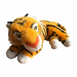 Mattel vintage 1992 Disney plush tiger Rajah from movie Aladdin