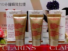 ☾3 PCS☽Clarins V Facial Intensive Wrap Depuffs Relieves Brightens◆8ml◆☾27% OUT!☽
