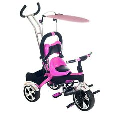 2 in 1 Stroller Tricycle with Canopy Transforms for your child ages 3 - 7
