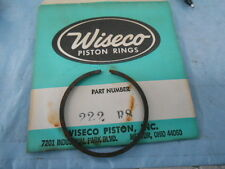 NOS Wiseco Piston Ring Yamaha GT1 TY80 YZ80 MX80 222R8 2.00