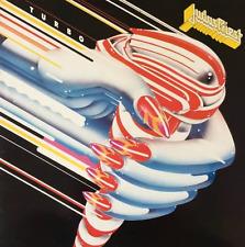 Judas Priest-Turbo (LP) (EX/en muy buena condición