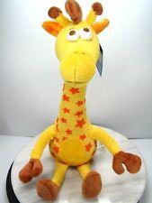 "NWT Geoffrey The Toys R Us Giraffe STORE CLOSING 13"" Plush Stuffed Mascot"