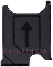 SIM Halter N Karten Leser Schlitten Adapter Card Tray Holder Sony Xperia Z1