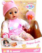 Zapf Creation 825334 My Little Baby Born Supersoft Puppe 32cm ab 1 Jahr NEU