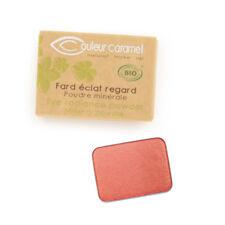 Recharge Fard à Paupières n°165 Rose poussière Bio - 1,3 g - Couleur Caramel