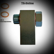 Lambdasonde 90° Eliminator Simulator Katalysator Spacer Deaktivierung Lambda