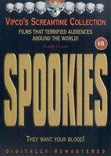 SPOOKIES DVD Felix Ward Brendan Faulkner Original Movie UK Film Release New R2 x
