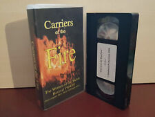 Carriers of the Fire - Women of the welsh revival 1904/5 PAL VHS Video Tape(T92)
