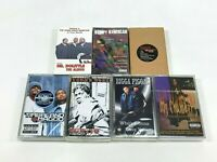 Lot of 7 Cassette Tapes 90's Explicit Rap Hip Hop Bumpy Knuckles Bush Babees
