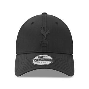 TOTTENHAM HOT SPUR BLACK NEW ERA 9FORTY BASEBALL HAT OFFICIALLY LICENSED