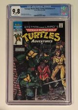 Teenage Mutant Ninja Turtles Adventures #1 • CGC 9.8 • Archie 8/88 • TMNT