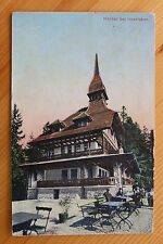 AK Harder b Interlaken 1915-1925 Gasthaus Gebäude Architektur Schweiz
