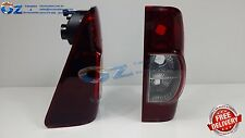 HOLDEN RODEO RA Tail lights Taillamps NEW PAIR left & right 2006-2008 SMOKED