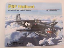 Squadron Book: F6F Hellcat In Action, New Expanded Edition 80 pages