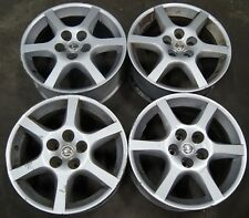 "4 Nissan Altima Factory OEM 17"" Wheels Rims 2002-06 62398 #1377 Free Shipping"