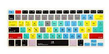Adobe Premiere Pro CC Keyboard Cover Skin For MacBooks Pro Air 13 15