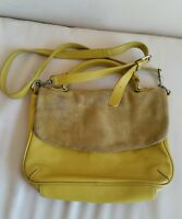 Boden Leather Satchel Messenger Shoulder Crossbody Bag