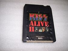 8 TRACK--KISS--KISS ALIVE II VOLUME I    #114