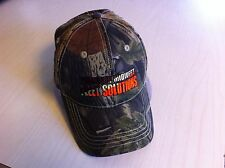American Midwest Fleet Solutions Camouflage Baseball Cap Can We Do It Yes We Can