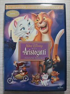 GLI ARISTOGATTI - WALT DISNEY DVD