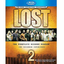Lost ~ Complete 2nd Second Season 2 Two ~ NEW BLU-RAY