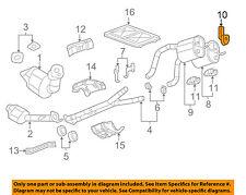 GM OEM Exhaust-Muffler & Pipe Hanger 22822466