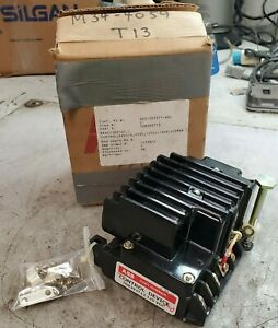 NEW ABB 708392T13 K-LINE CONTROL RELAY ASSEMBLY 125 VDC