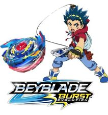 Iron on Transfer BEYBLADE BEY BLADE burst evolution  15x14cm
